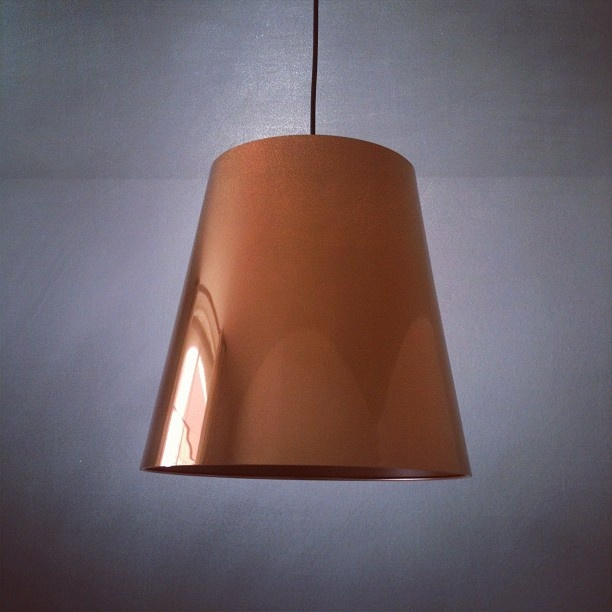 Copper lamp shade By IKEA | Bedroom/house stuff | Pinterest ...