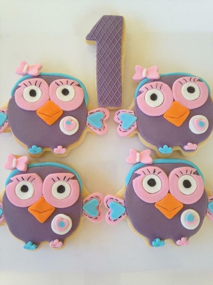 Hootabelle Cookies - Miss Confetti (Sydney)