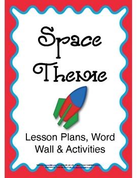 Space theme lesson plans   # Pinterest++ for iPad #