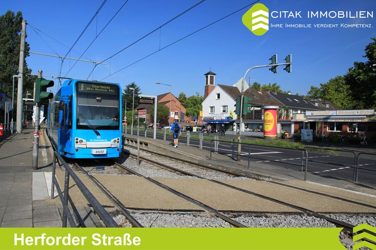 Köln-Longerich-U-Bahn Haltestelle Herforder Straße