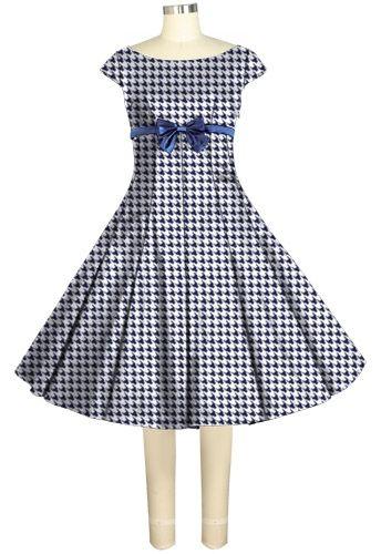 Retro Dress by Chic Star