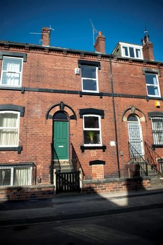 This is a Rider Road, a 2 bedroom house in Woodhouse that Unipol rents out just to families. It can be tough financially for students with dependants to afford to come to university, so Unipol has a range of affordable family accommodation in Leeds. http://www.unipol.org.uk/Housing/Family_Housing/