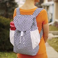Easy Backpack To Sew