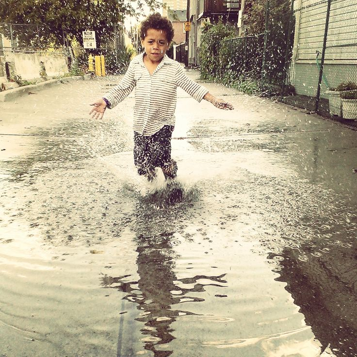 now that's a puddle.....one of my favorite pics of ben
