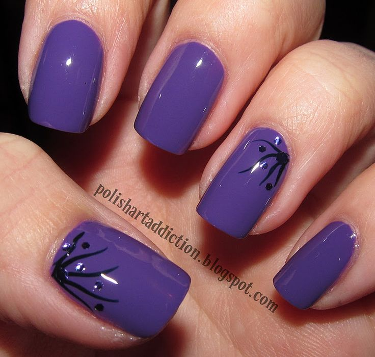 1000 Images About Love My Nails On Pinterest Lilacs French Manicures And Nail Design