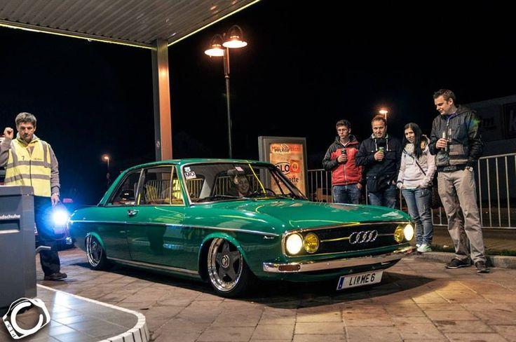 Audi #stance #stanced