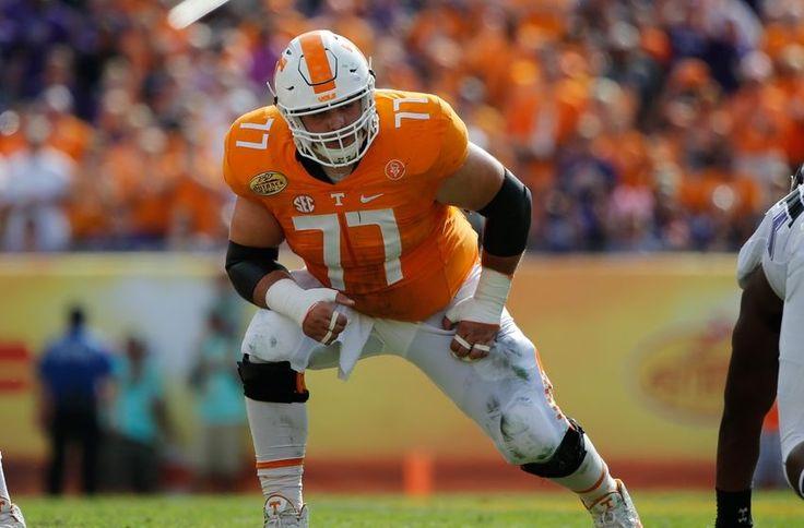 Patriots News: Team Signs OL Kyler Kerbyson from University of Tennessee