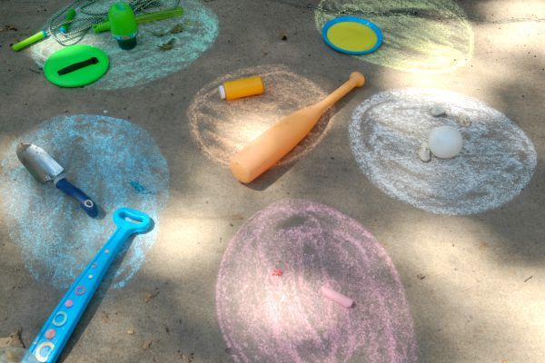 10 Fun games to play outside