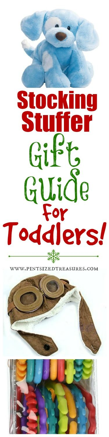 Toddlers are fun to buy for at Christmas! Check out this super-detailed