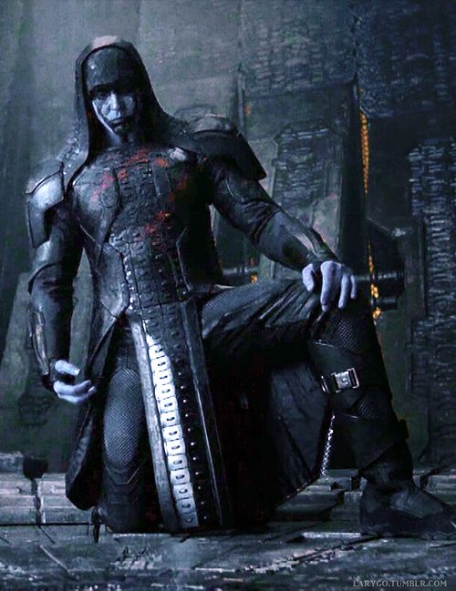 Lee Pace as Ronan in Guardians of the Galaxy (2014)