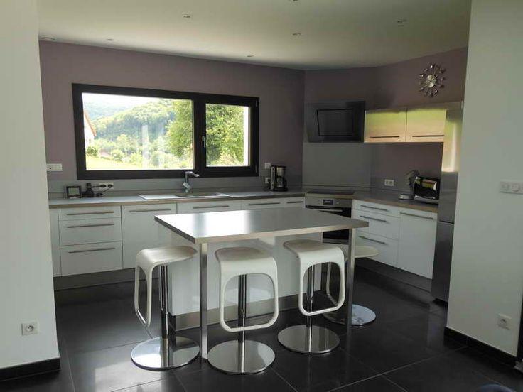 96 best idée cuisine images on Pinterest Kitchen ideas, Kitchen - meuble cuisine porte coulissante ikea