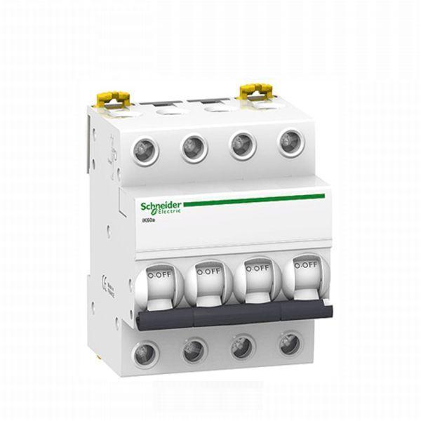 Disjunctoare modulare DISJUNCTOR C120N 4P  80A 415V 10kA A9N18353 SCH.A9N18353