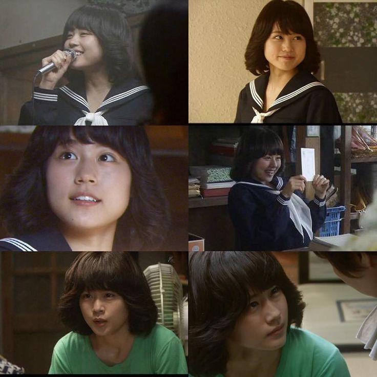 """NHK連続テレビ小説『あまちゃん』で、青年期の天野春子を演じた架純ちゃん  .  架純ちゃんは『とても思い出深い作品です』  .  『アイドルになるという夢に向かって一生懸命で、東京に行く事を決意する春子ですが...』  .  『私も女優になりたいという思いで、オーディションを受けていた時期があったので、演じやすかったですね』  .  『初めて「役を生きるって、こういう事かな」と、思えた作品でもありました✨』  .  『本当に今でも、""""春子と出会えて、良かったなぁ☺️""""と、思っています』と答えていますよ  .  .  #有村架純#nhk#朝ドラ#ドラマ#あまちゃん#岩手#岩手県#舞台#思い出#作品#アイドル#ヒロイン#夢#一生懸命#東京#上京#歌手#決意#女優#オーディション#出演#演技#東北でよかった#懐かしい#懐かしい写真#可愛らしい#可愛#好可愛#arimurakasumi#kasumiarimura"""