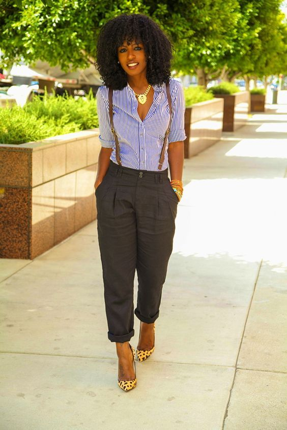 Suspenders for women - it's daring, stylish and extraordinary! We found the cuttest outfits with this accessories and we tell how to wear it properly!