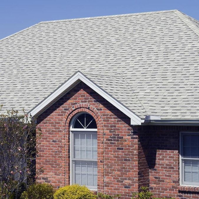 Owens Corning Oakridge 32 8 Sq Ft Shasta White Laminated Architectural Roof Shingles Lowes Com In 2020 Architectural Shingles Roof Architecture Architectural Shingles Roof