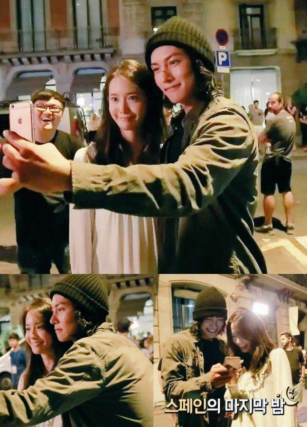 sama-sama-tampil-gembel-ji-chang-wook-dan-yoona-asyik-selfie-di-bts-k2.jpg (630×876)