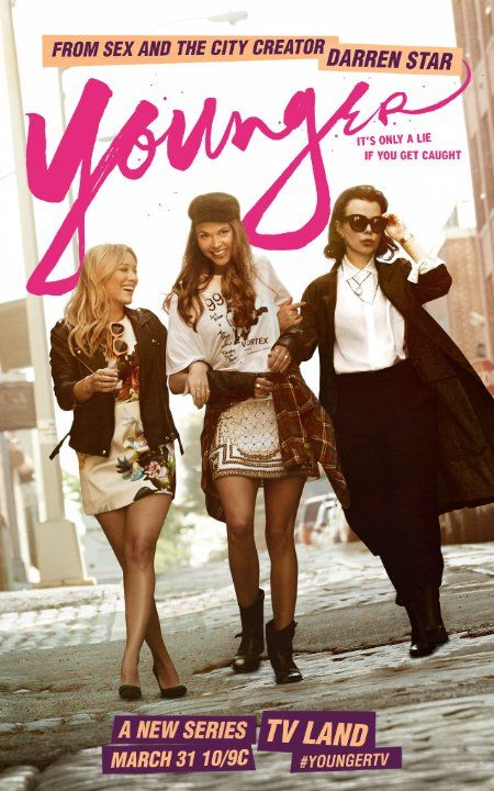 Younger (TV Series 2015– ) photos, including production stills, premiere photos and other event photos, publicity photos, behind-the-scenes, and more.