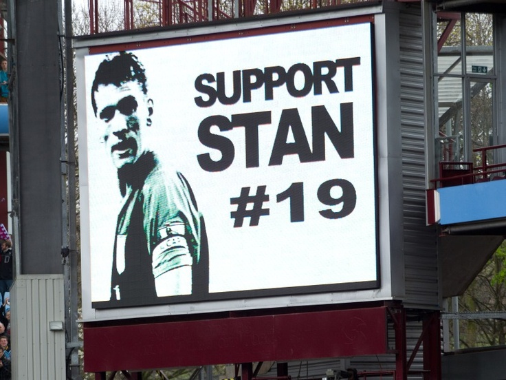Stiliyan Petrov Founding Patron of Football Savinglives www.savinglivesuk.com