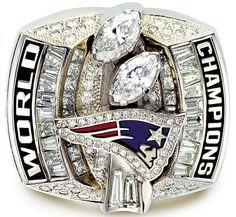 New England Patriots - Super Bowl XXXVIII