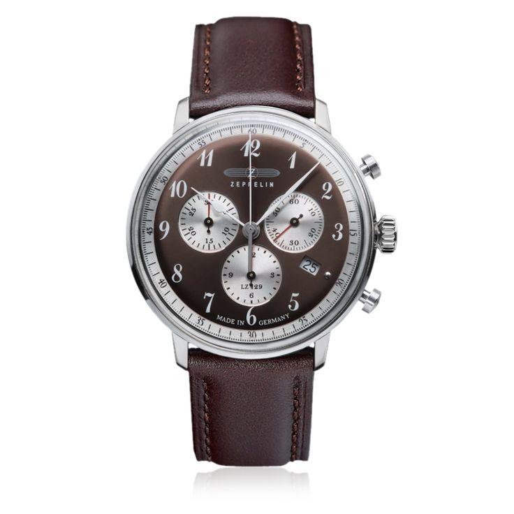 Zeppelin Watches - LZ129 Hindenburg