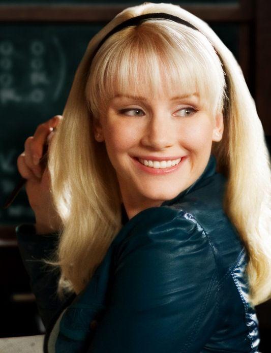 Gwen Stacy (Bryce Dallas Howard) - Spider-Man 3