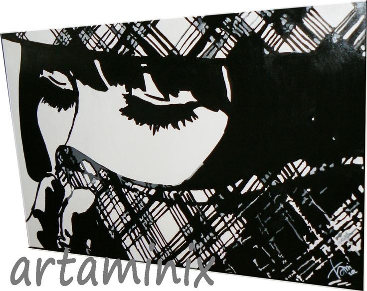 Valentina crepax scozzese #healt #handmade #pop #art #famous #comic #fumetti #italia