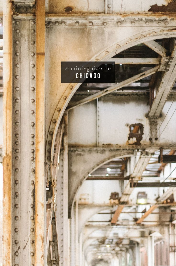 Chicago Mini Guide from Alexis Buryk 99 best