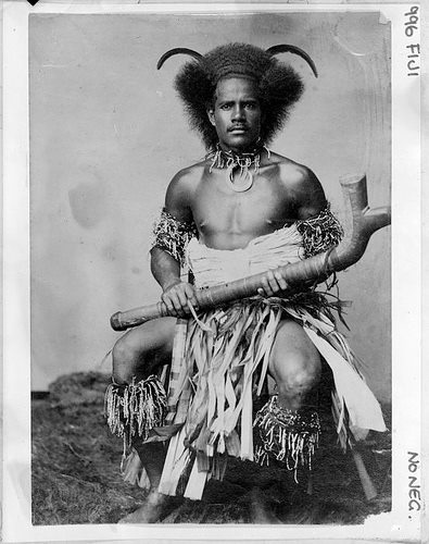 Pacific Islander Weapons