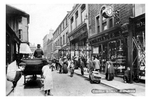 pt0273-Church-Street-Barnsley-Yorkshire-photo-6x4