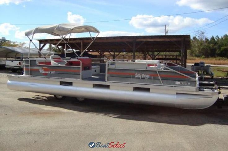 sun-tracker Party Barge 24 only :$5,795.00 for sale on Boat select!