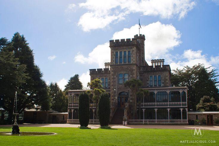 Larnach Castle Dunedin - Matejalicious Travel and Adventure