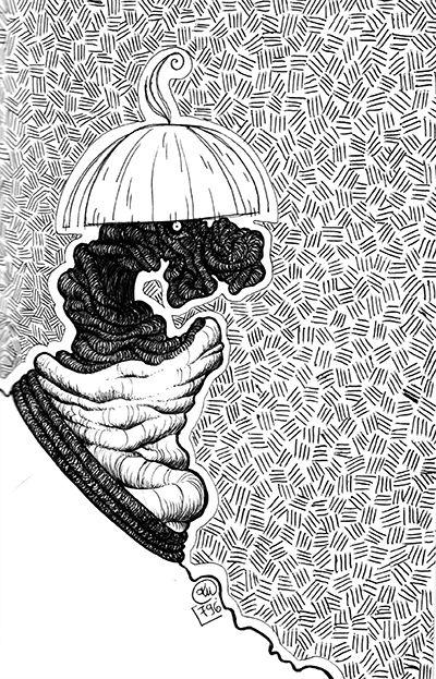 Katerina Pappou: le brains | day796