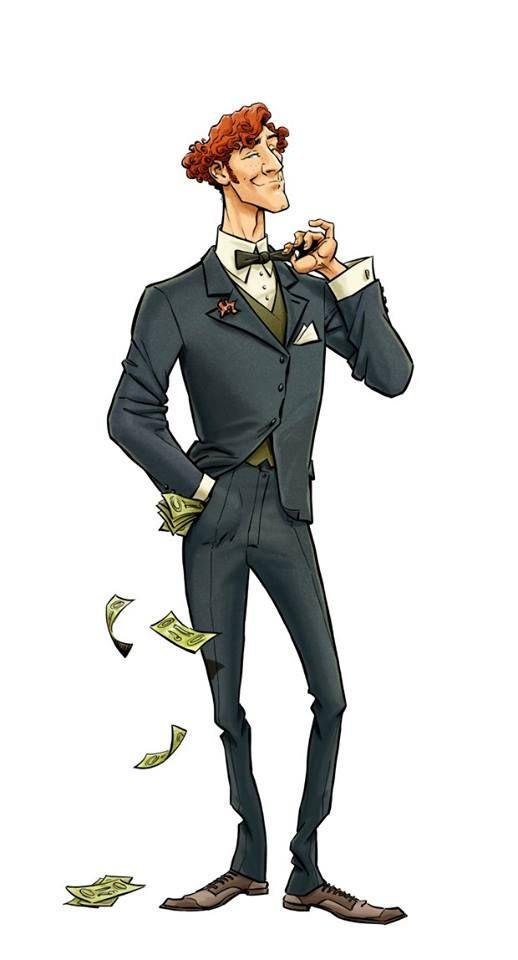 Mr. THEO, egy milliárdos üzletember elkényeztetett fia, őrültebbnél őrültebb mániáknak hódol: ráadásául gyűjti a hülyéket...