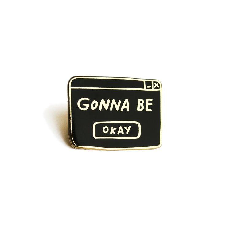 Image of OKAY Lapel Pin