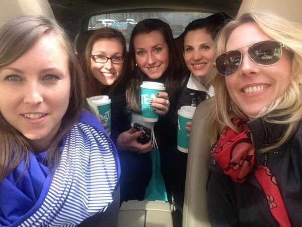 Heather smith-dacey road tripping with team homan in pei