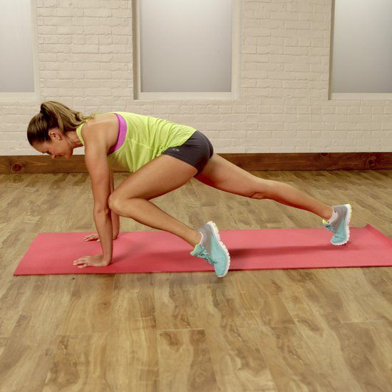 20-Minute No-Run Cardio   Video