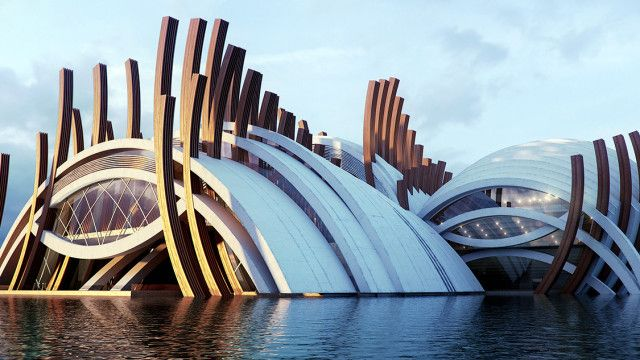 Opera House design Perth Australia
