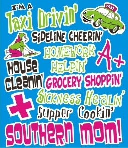 Southern Mom - 2X / 3X in Mega Deals: Southern Thing, Southern Mom, Monogram It S