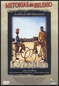 La vida en la tierra (1998) Mauritania. Dir: Abderrahmane Sissako. Drama. Comedia. Cine social. Cine árabe. Vida rural - DVD CINE 888
