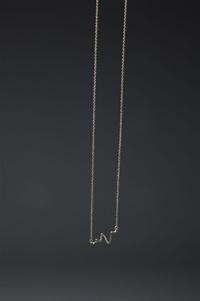 Sarah Chole Heartbeat Necklace