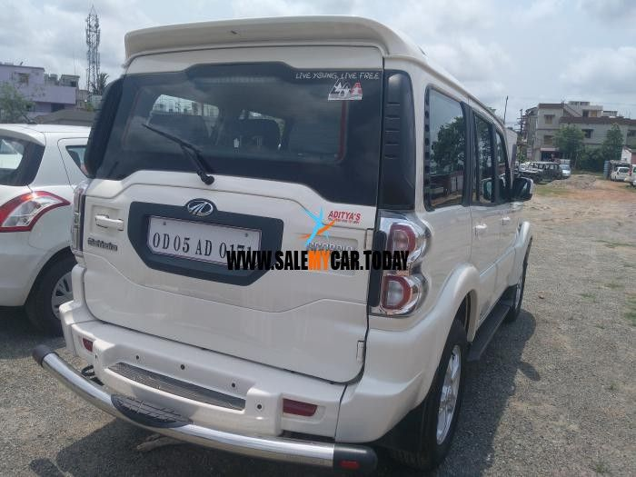 Used Scorpio S10 For Sale In Bhubaneswar Odisha India At Salemycar