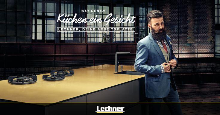 Lechner | Arbeitsplatten – Laminat, Glas, Keramik & mehr