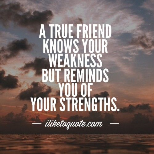 Quotes About Friends: 1000+ True Friend Quotes On Pinterest