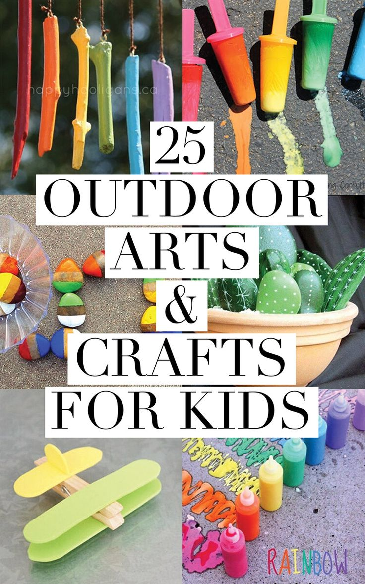 31 best images about summer crafts on pinterest for Art and craft games