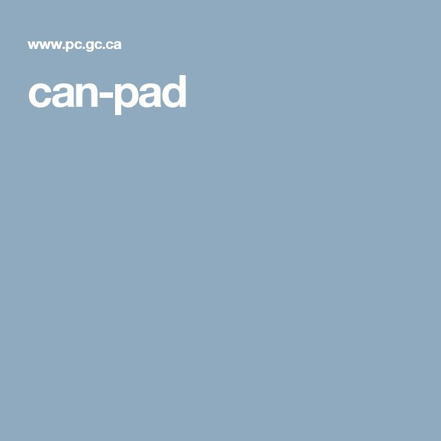 can-pad