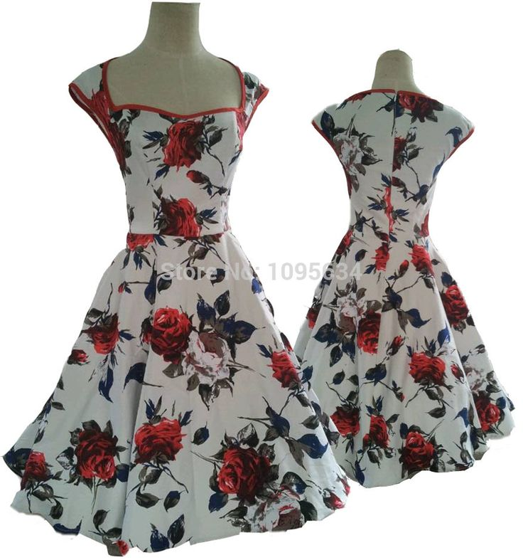 Cheap Dresses, Buy Directly from China Suppliers: Other related hot styles:  2014  New  Vintage 1950s  floral  polka dot tartan retro  rockabilly  summer dress  all styl