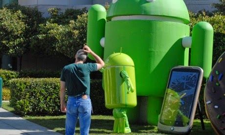 The Father of android leaves Google.