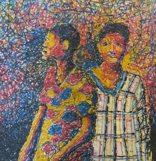 Mbongeni Buthelezi / sculptural artwork