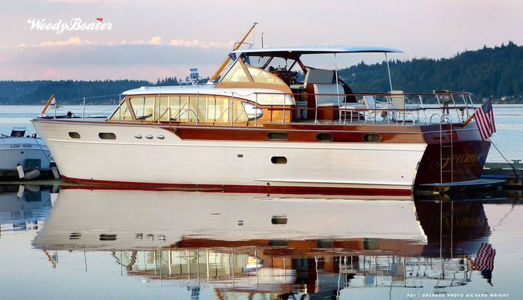 90 Best Chris Craft Motor Yachts Images On Pinterest