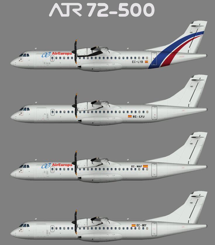 Air Europa Express ATR72-500